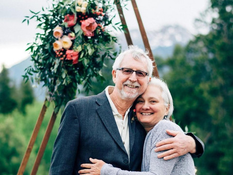 Happy Anniversary Brian & Ellen