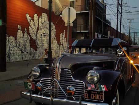 El Paso Ride & Mural