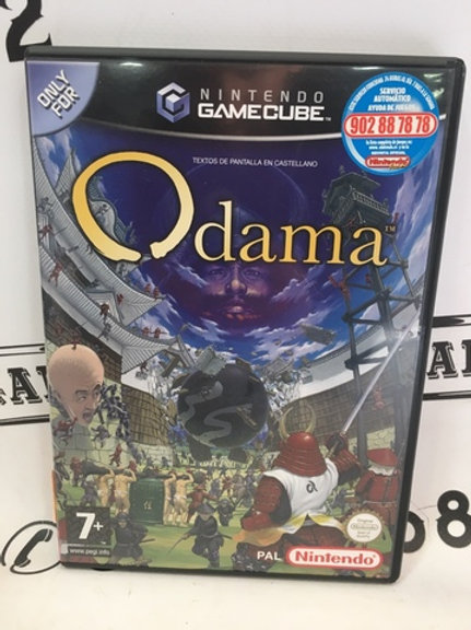 JUEGO ODAMA GAMECUBE