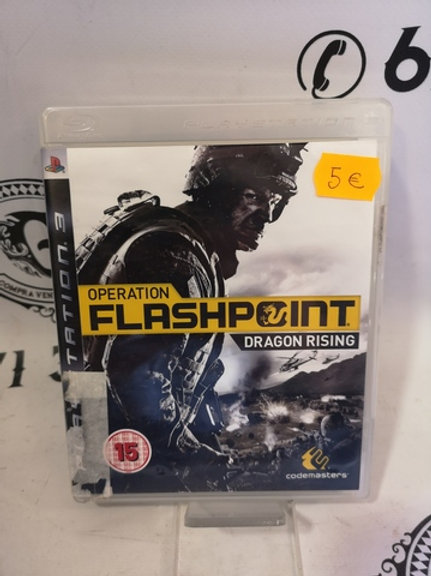 OPERATION FLASHPOINT PLAY 3