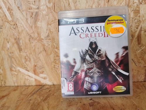 ASSASSIN CREED II PS3