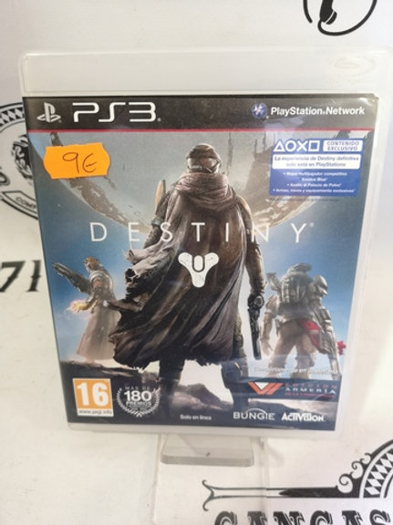 DESTINY PLAY 3