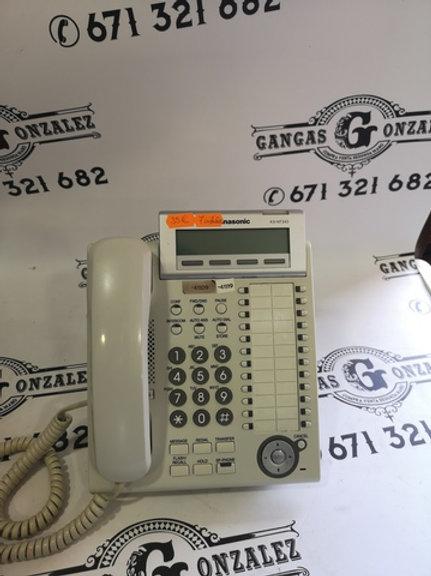 CENTRALITA TELEFONO PANASONIC