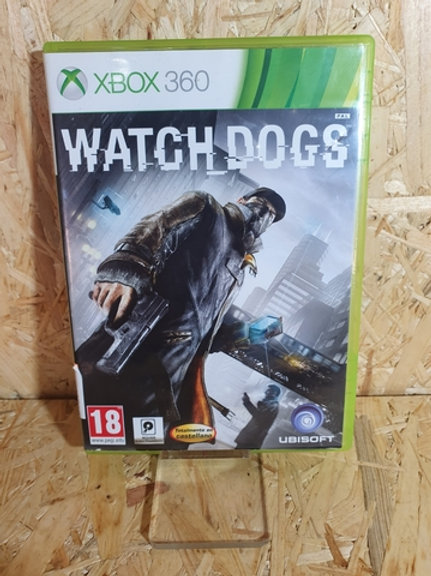 WHATCH DOGS XBOX360
