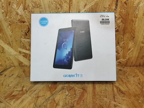 """Tablet Alcatel 1T  7"""", nueva 2 años de garantía"""