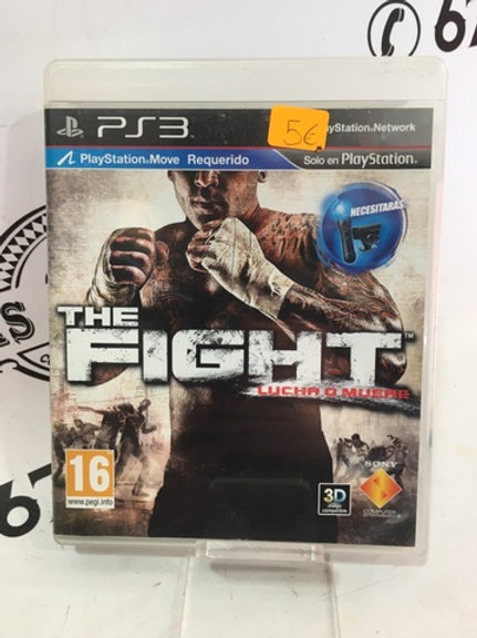 JUEGO THE FIGHT PS3