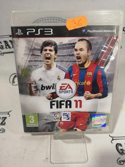 FIFA 11 PLAY 3