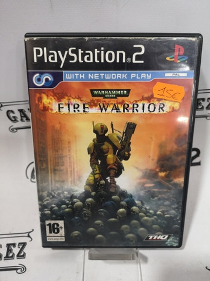 FIRE WARRIOR PLAY 2