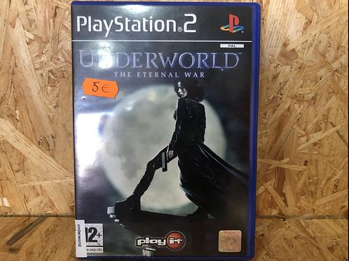 Juego underworld ( the eternal war ) ps2