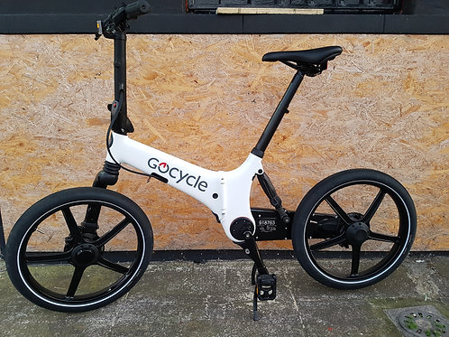 Bicicleta electrica gocycle