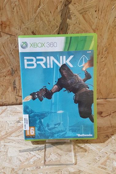 JUEGO BRINK XBOX 360