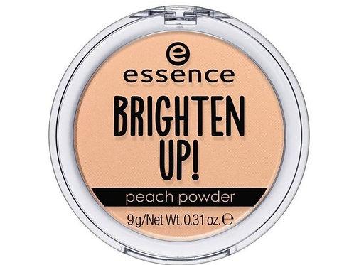 Essencee brighten up peach power