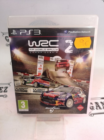 JUEGO WORLD RALLY CAR 2