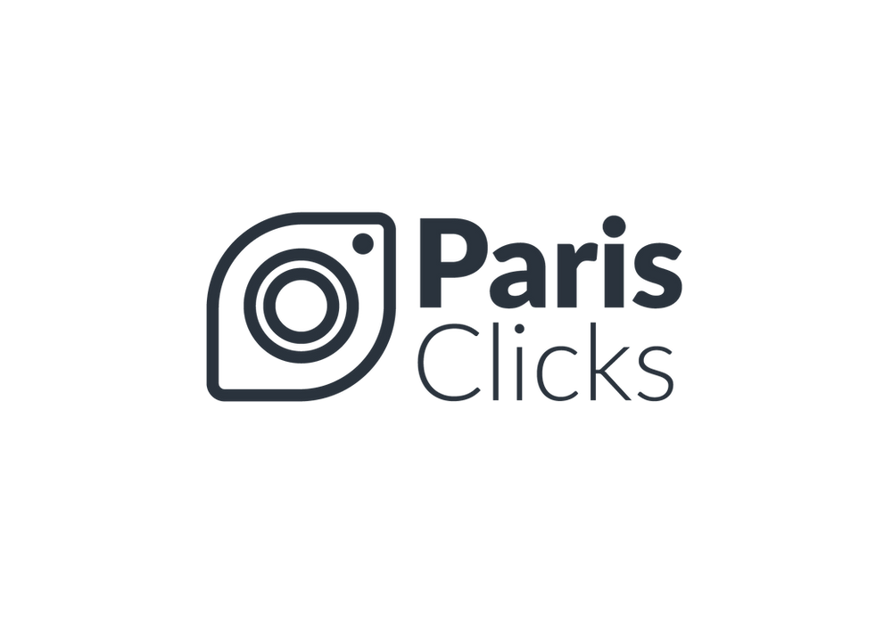 Este é o novo logo da ParisClicks