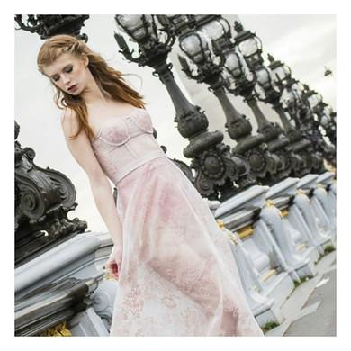 Ensaio de moda com a modelo _marionlucas