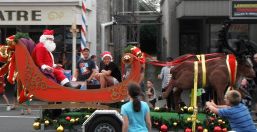 Opunake Christmas Parade