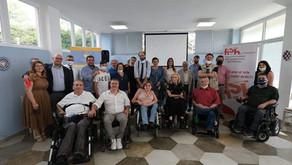 Le elezioni delle Federazione Italiana Superamento del Handicap Campania