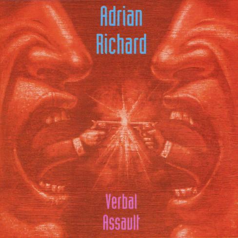 «Verbal Assault» album cover