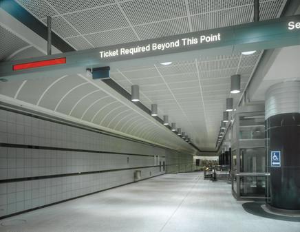 Pershing Square metro
