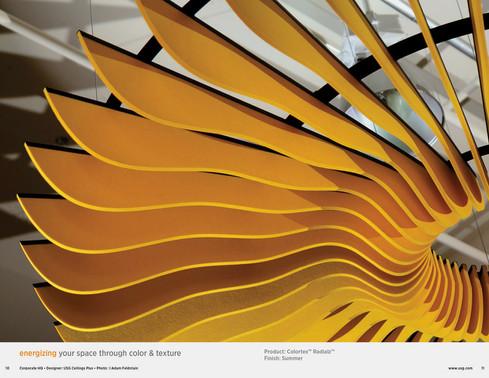 USG | Ceilings Plus brochure