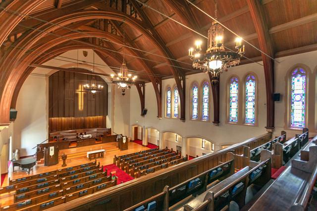 Calvary Presbyterian Church, South Pasadena, CA