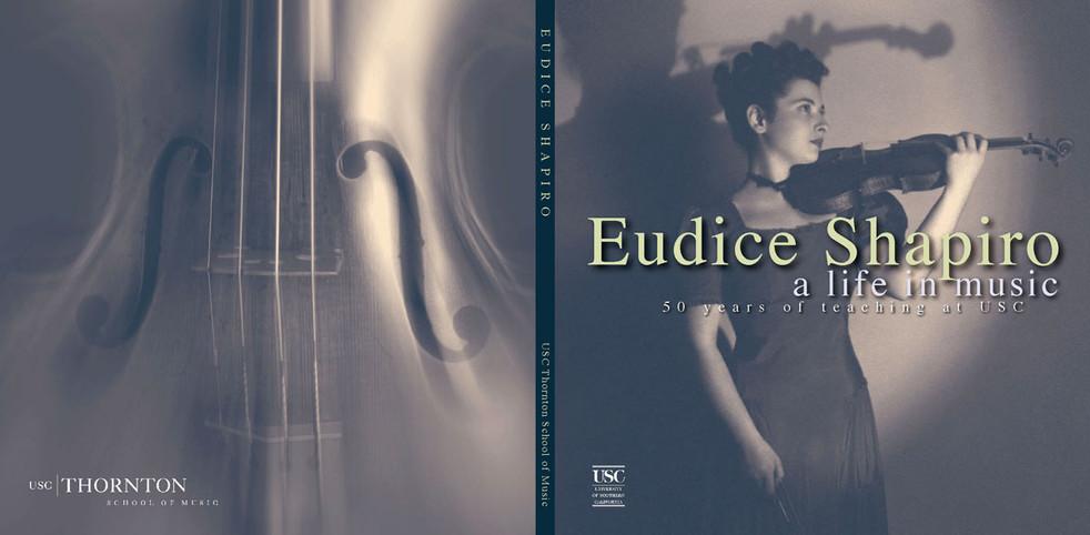 «Eudice Shapiro» book