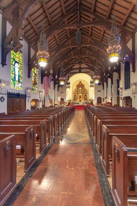 Holy Family Church, South Pasadena, CA