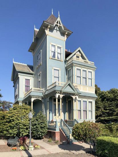 Victorian Mansion, Arroyo Grande, CA