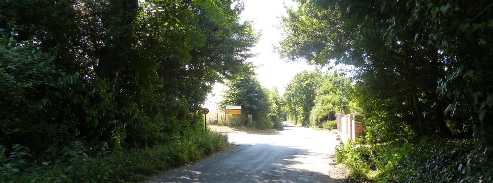Lower Pennington Lane - future junction?