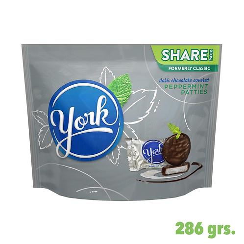 York Dark Chocolate Covered Peppermint Patties