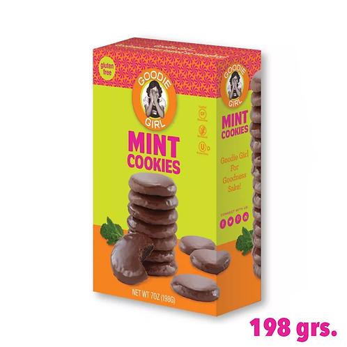 Goodie Girl Mint Cookies
