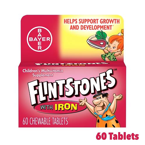 Bayer Flintstones Children's Multivitamin Supplement