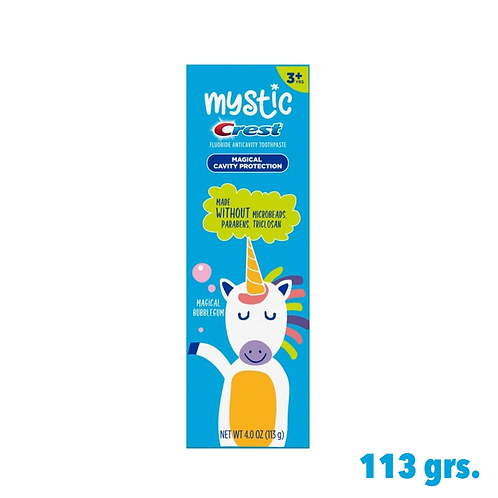 Crest Mystic Magical Bubblegum Toothpaste