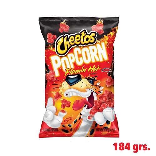 Cheetos Popcorn Flamin' Hot