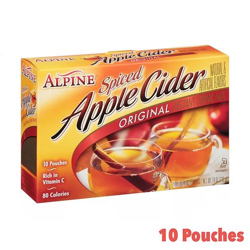 Alpine Spiced Apple Cider