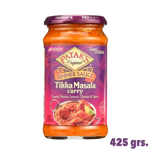 Patak's Tikka Masala Simmer Sauce