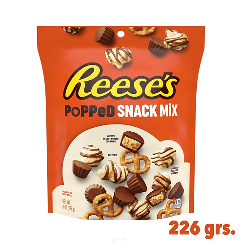 Reese's Popped Snack Mix