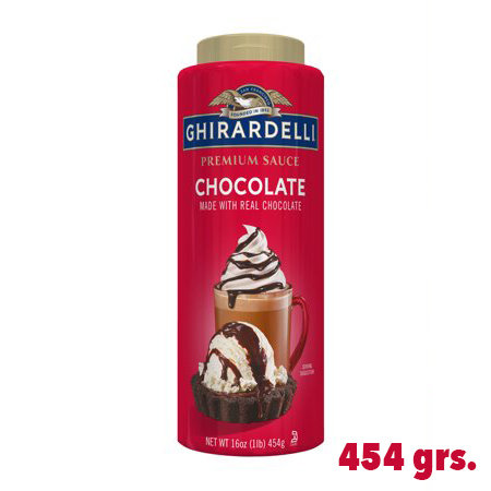 Ghirardelli Chocolate Premium Sauce