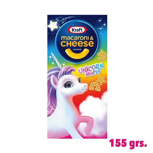 Kraft Macaroni & Cheese Unicorn Shapes