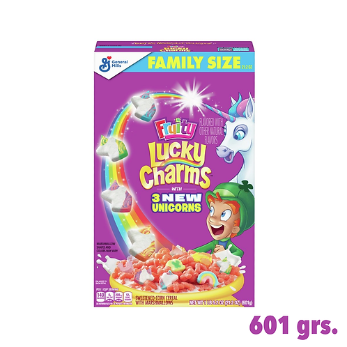 Lucky Charms Fruity