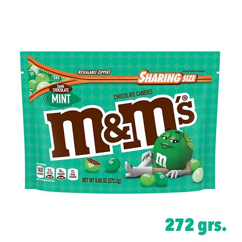 M&M's Dark Chocolate Mint