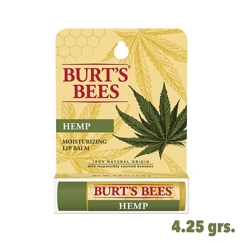 Burt's Bees Hemp Moisturizing Lip Balm
