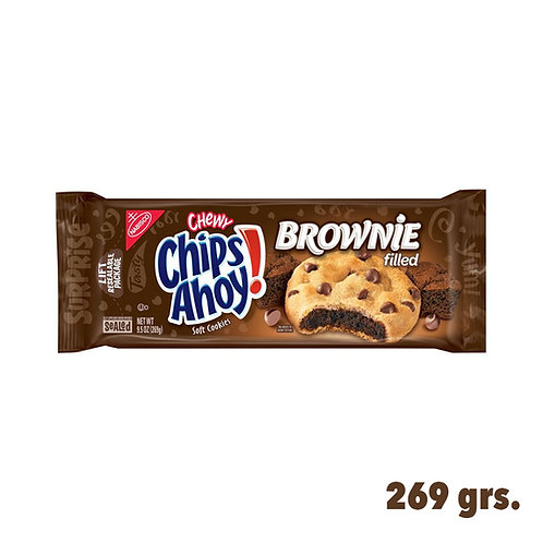 Chips Ahoy! Brownie Filled