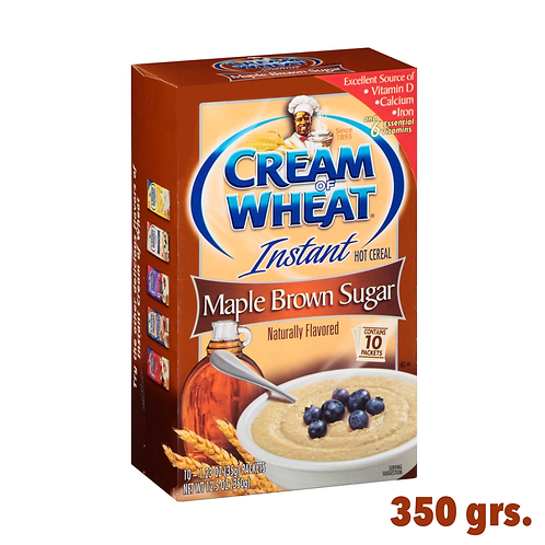Cream of Wheat Maple Brown Sugar Instant Hot Cereal