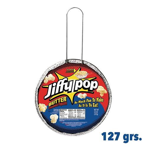 Jiffy Pop Butter Flavored Popcorn