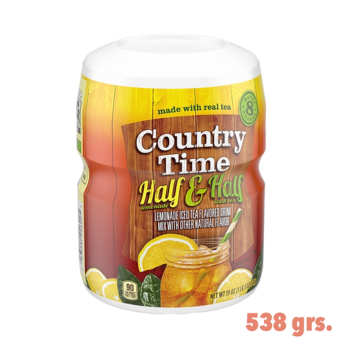 Country Time Half & Half Drink Mix