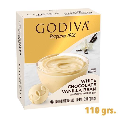 Godiva White Chocolate Vanilla Pudding Mix