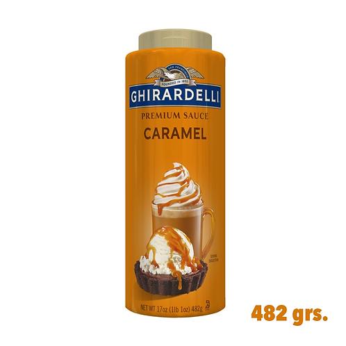 Ghirardelli Caramel Premium Sauce