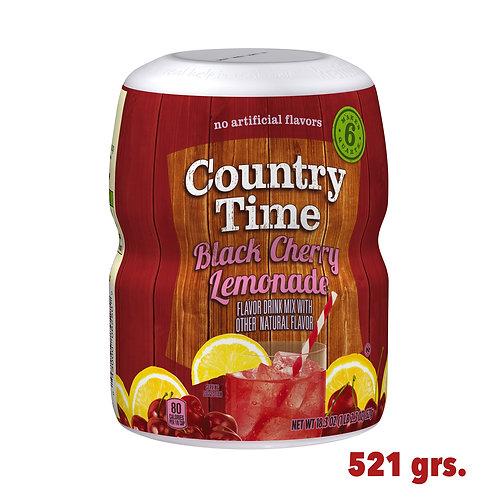 Country Time Black Cherry Lemonade