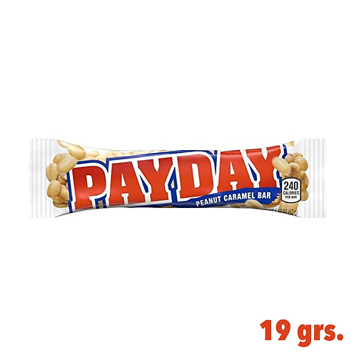 Pay Day Peanut Caramel Bar